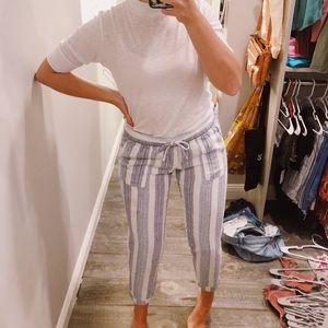 Old Navy Striped Beach Pants